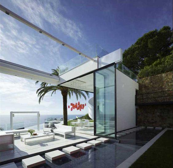 Casa en Costa Brava - Soler / Morató Arquitectos (Barcelona, España) #architecture