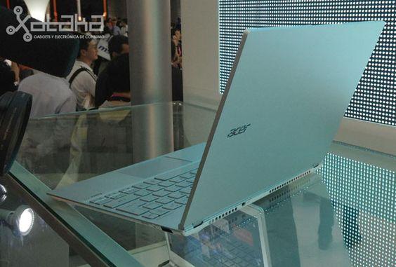 Acer Aspire S7. Toma de contacto http://www.xataka.com/p/92572