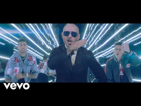 Static Ben El Pitbull Further Up Na Na Na Na Na Official Video Youtube In 2020 Good Dance Songs Remix Music Party Music Playlist