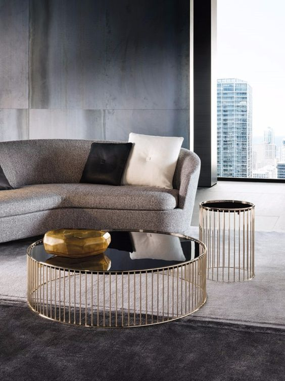 Coffee And Side Tables 60 Ideas For Your Living Room Coffee Table Design Modern Gold Coffee Table Coffee Table #side #table #ideas #for #living #room
