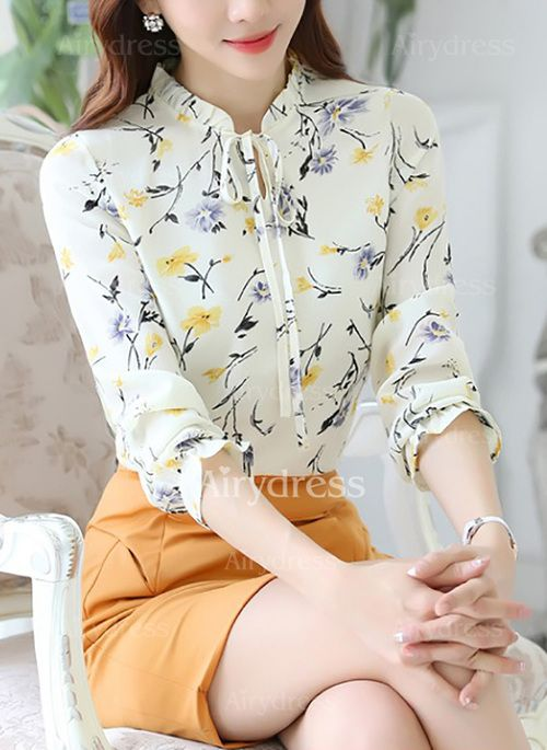 Trendy Colorful Blouses