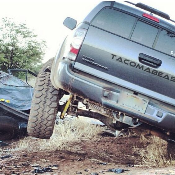 Tacoma 4x4 Tacoma Truck Toyota 4x4 Toyota Tacoma Mods