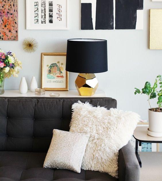 Quer mudar a sua decoração? Invista em um abajur: http://goo.gl/1qU4qu #decor…