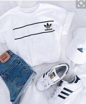 Adidas Skor Pastell