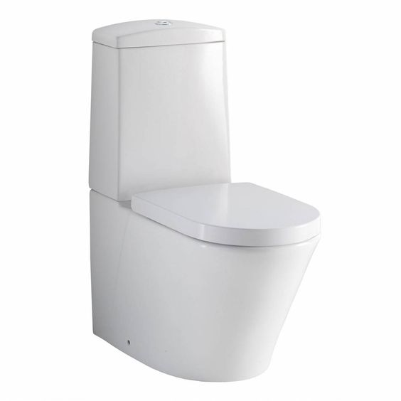 Arc Close Coupled Toilet inc. Quick Release Soft Close Seat SALE £180 (normally £400) www.victoriaplumb.com