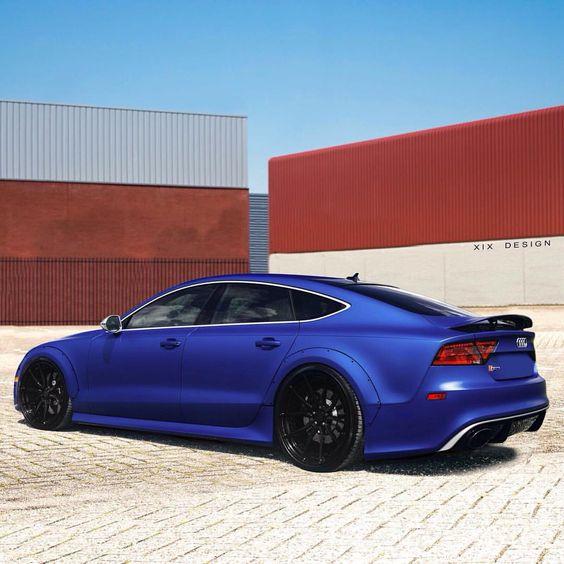 "Amazing Cars On Instagram: ""Sexy Audi Follow @automotive"