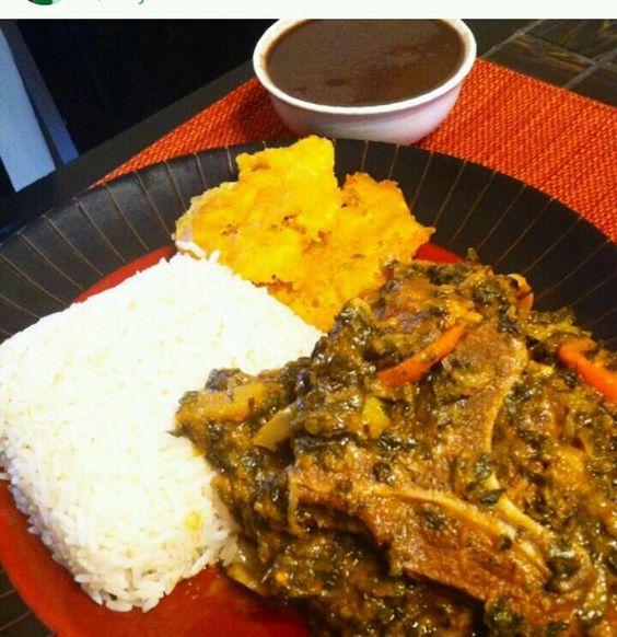 Haitian Food Legume Authentic Haitian food...