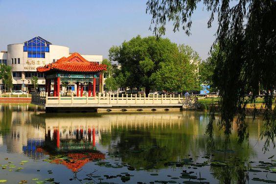 Санаторий Танганцзы, Аньшань — LELEKA TRAVEL
