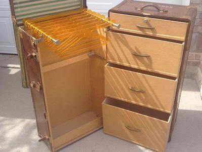 Horn wardrobe chest | ksl.com