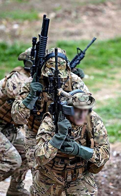 Turkish Special Forces - SAT commandos -