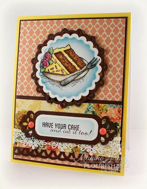 MakInk Studio: FLLC Birthday Wishes Blog Hop and Challenge!!
