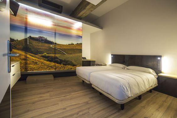 Equipamiento integral para nuevo hotel ubicado en la localidad costera de Zarautz (Gipuzkoa).