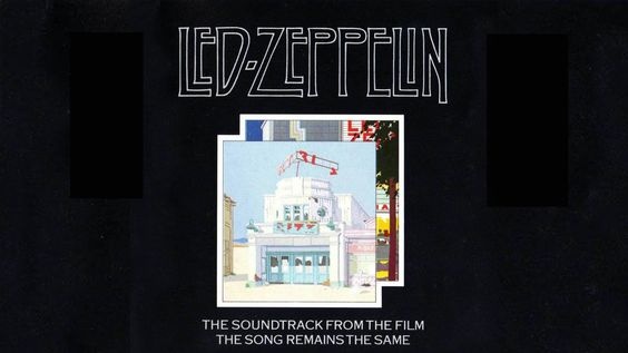 Led Zeppelin Album Reviews: The Song Remains The Same Film Soundtrack