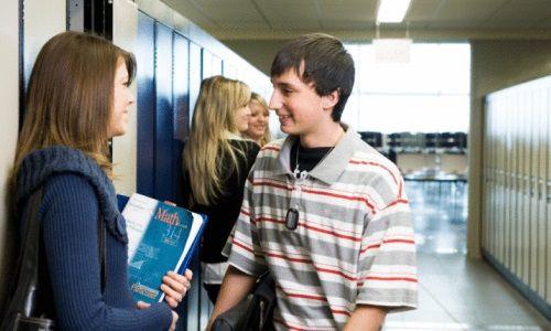 Freshman in college dating sophomore in high school