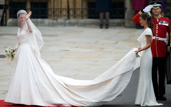 What Shoes did Kate Middleton Wear on Her Wedding Day?