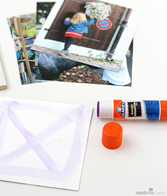 Preserve your memories AND your furniture! Learn how to make coasters using a few crafty items and any digital photos you've got lying around!