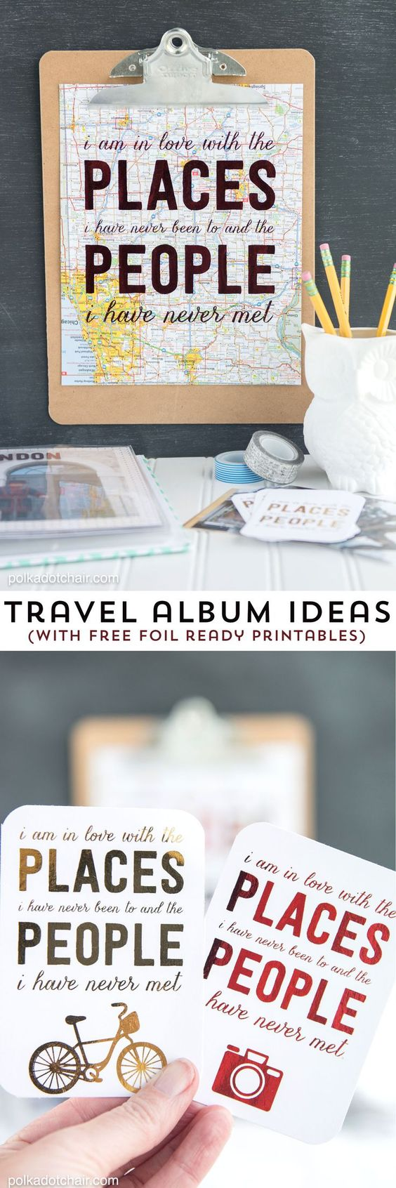 Scrapbook ideas download free - Download Free Printable Travel Themed Quotes That Can Be Used With Minc Foil Applicator Machine Along With Great Travel Scrapbooking Ideas