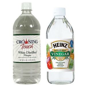 how to make douche with vinegar and water