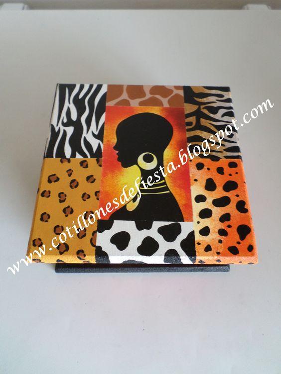 Pinterest the world s catalog of ideas - Cajas de madera pintadas a mano ...