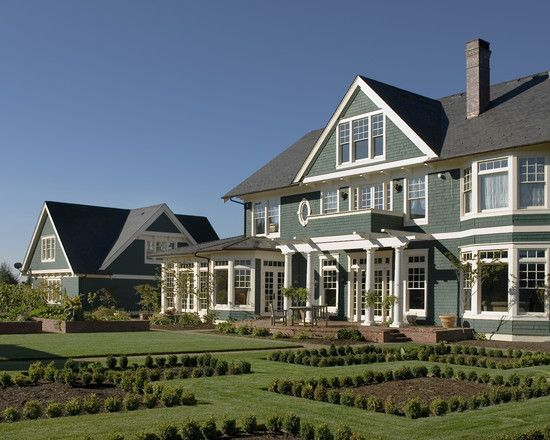 Traditional exterior federal style colonial homes design - Colonial house exterior renovation ideas ...