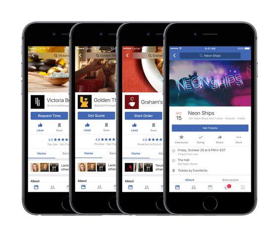 Facebook社群新功能,讓在地頭家能夠把鄰居變商機   SmartM 電子商務X 人才培訓X 專業獵才 社群平台
