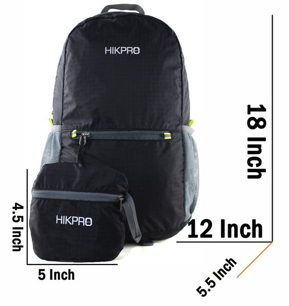 Amazon.com : #1 Rated Ultra Lightweight Packable Backpack Hiking ...