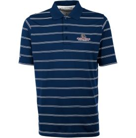 Head to the game sporting the Antigua® Gonzaga Bulldogs Deluxe Performance Polo and enjoy classic comfort all season. The embroidered Bulldogs logo on the upper left chest shows everyone that you're a true Gonzaga diehard. Desert Dry® Xtra-Lite technology is breathable and lightweight, wicking moisture away to keep you cool and comfortable during a round of golf or while cheering on the Zags during a thrilling victory.