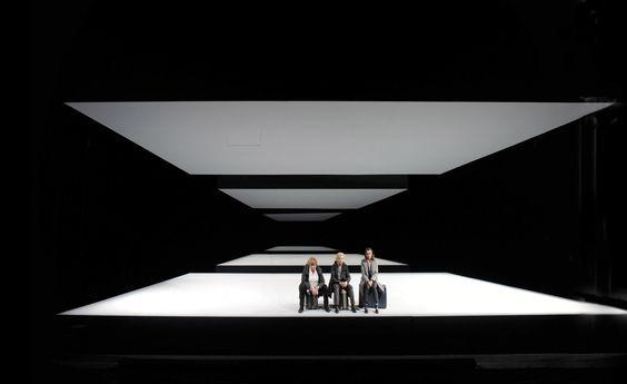 Théâtre: Wilson au sommet, Braunschweig au milieu du gué | Théâtre et Balagan | Rue89 Les blogs
