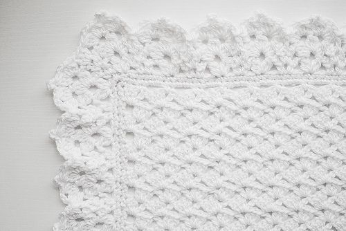 Free Crochet Patterns Christening Blankets : Christening, Blankets and Crochet on Pinterest