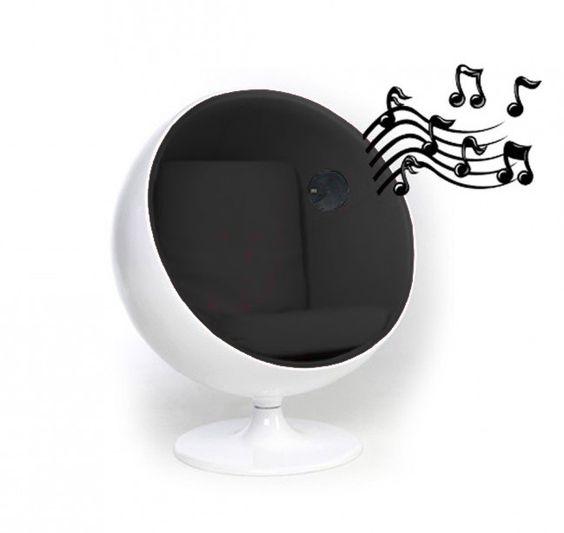 BallChair | Incl. Speakers* | Dream Home | Pinterest | Speakers, Ball Chair  And Egg Chair