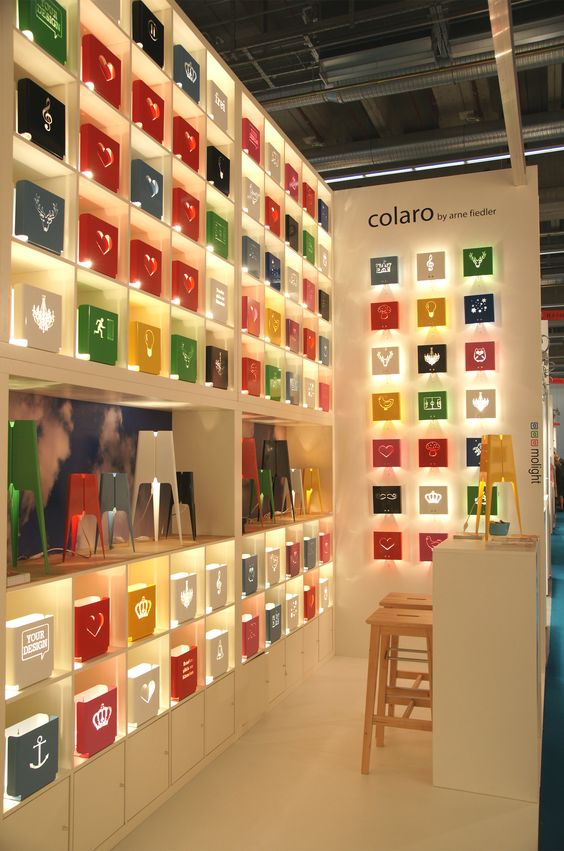 colaro family at Tendence 2012