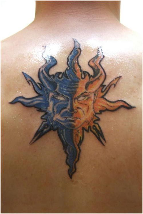 Best Sun Tattoo Desings – Our Top 10