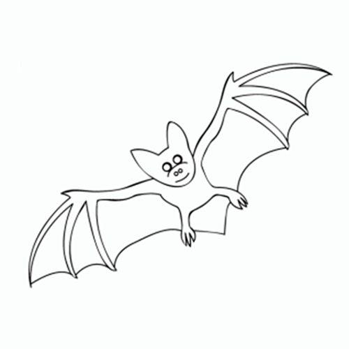 Como Dibujar Murcielagos Murcielago Dibujo Como Dibujar Animales Murcielagos