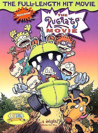 Rugrats Movie (Dvd)Ws/Dolby Digital English 5.1 Surr/Eng Dol Nla