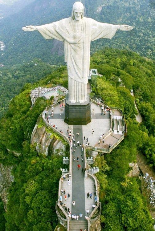 Rio de Janeiro, have to go here someday!