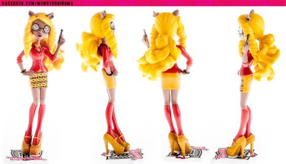 All about Monster High: MonsterHigh vinyl figures