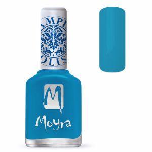COMING SOON Moyra Stamping Nail Polish- No. 22 (Turquoise)