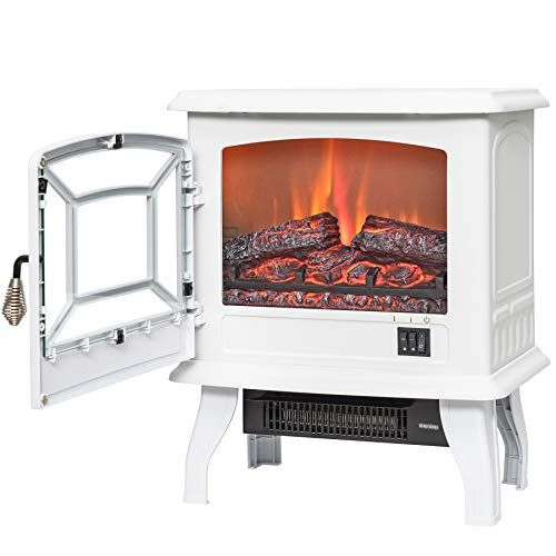 The 6 Best Electric Fireplace Heaters Of 2021 Electric Fireplace Portable Fireplace Free Standing Electric Fireplace