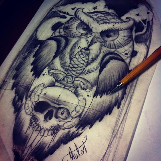 Tattoo Designs Rate: Done By Marcos, Tattooist At Garuda Tattoo Studio