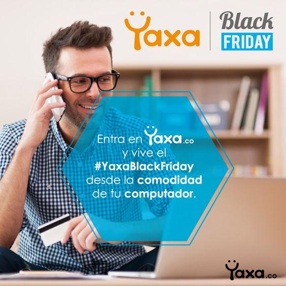 Vive el placer de comprar en Yaxa.co