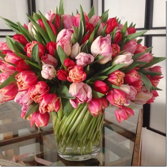30+ Best Tulip Arrangement Ideas That You Will Defenitely Love