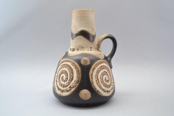 Schöne Dümler & Breiden Vase 1054/22 von RetroFatLava auf Etsy