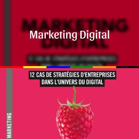 12 cas de stratégies d'entreprises dans l'univers du digital