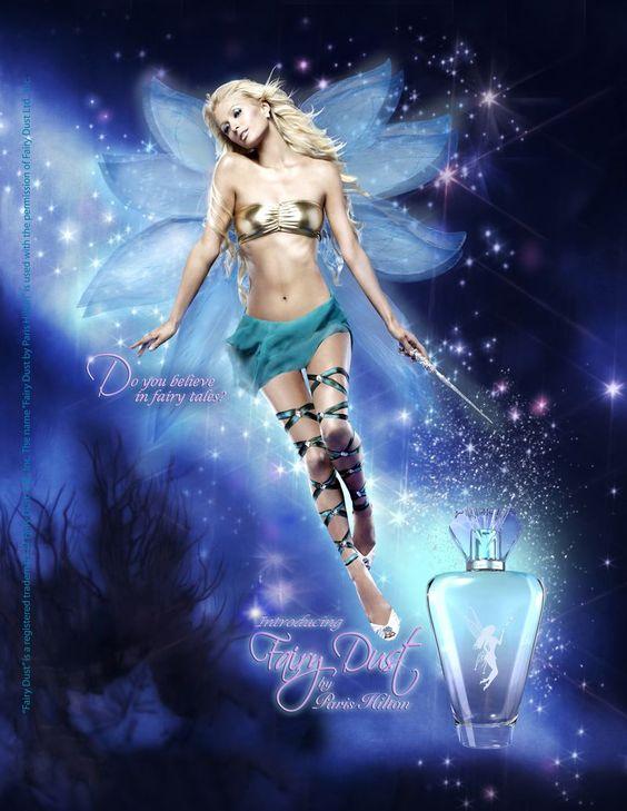 My Favourite Parfume, Fairy Dust by Paris Hilton <3