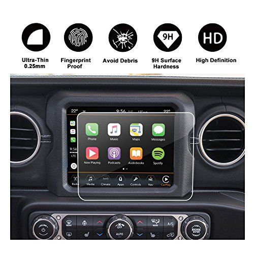2018 2019 2020 Jeep Wrangler Jl Uconnect Touch Screen Pro Https
