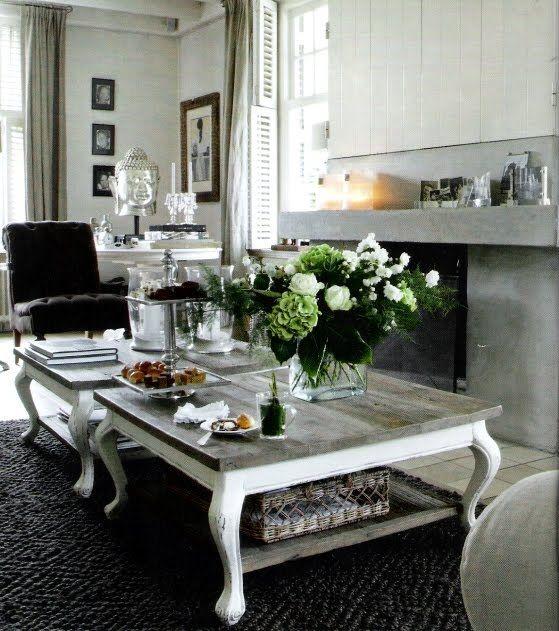Riviera Maison Table driftwood riviera maison chique beautiful en