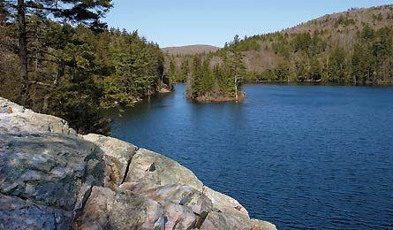 Little Rock Pond (Lisa Densmore)