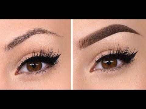 رسم للحواجب باسهل الطرق خطوات رسم الحواجب Youtube Perfect Eyebrows Tutorial Perfect Eyebrows Eyebrow Tutorial