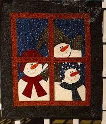 snowman looking through the window craft - Căutare Google