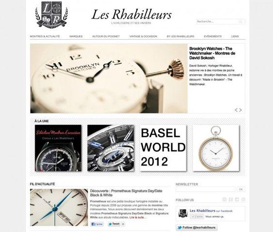 Les Rhabilleurs  http://www.lesrhabilleurs.com/